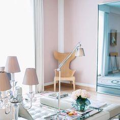 pretty blush room