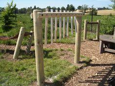 outdoor instruments - Bing Images Doors Music, Music Land, Scaffolding, Amazing Gardens, Wind Chimes, Playground, Pergola, Garden Fun, Outdoor Structures