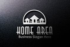 Check out Home Area Logo by BDThemes Ltd on Creative Market