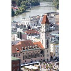 Die 20 Besten Bilder Von Passau Fototapete Merian Passau Photo