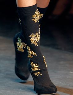 dolce and gabbana fall winter collection 2012-2013 detail