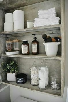 Salvaged cupboard