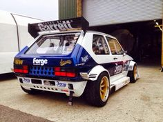 1982 Volkswagen Golf MK1 GTi Berg Cup Tuned by Forge Motorsport #stance #vw #gti