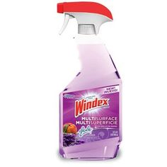 Windex Glade Lavender & Peach Blossom Multisurface Cleaner, 32 fl oz