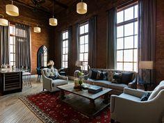 The Restoration, a 54-suite, contemporary boutique hotel