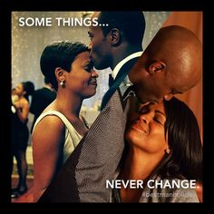 When The Best Man came out in 1999... Taye Diggs' character Harper Stewart made the forehead kiss a staple that every woman desired. We fell in love with the love triangle that entangled these 6 friends. 14 years later, Malcolm D Lee came out with the sequel, The Best Man Holiday. And while we see that all their rivalries remain the same, we learned that love & friendship will endure it all. Another great romantic-comedy... drama for the vault.  #thedatinggamemovie #blackhistorymonth2K15