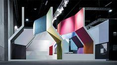 EXHIBITOR magazine - Article: EXHIBITOR Design Awards: Carpet Squares, May 2011