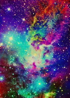 Para la física cuántica todo es un conjunto de patrones de luz e información