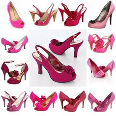 quirkin.com pink-shoes-22 #cuteshoes