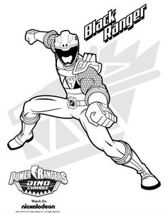 Power Ranger Dino Force Coloring Pages for Kids - 91218 Power Ranger Black, Power Ranger Party, Power Ranger Birthday, Super Coloring Pages, Colouring Pages, Coloring Pages For Kids, Coloring Sheets, Power Rangers Ninja Steel, Power Rangers Samurai
