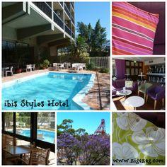 Ibis Styles Hotel in Kalgoorlie Western Australia from ZigaZag - http://zigazag.com/kalgoorlie-gold-capital-of-australia/