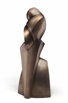 "Marelli #1 by Joel Urruty. Bronze with patina. 32"" x 12"" x 10"". For questions or prices please contact us at info@igifa.com."