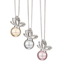 Embellished Butterfly Necklace Reg. $19.99 Sale $5.99 SAVE 70% While Supplies Last