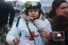 Σοκ – Το tweet της νεαρής Ουκρανής νοσοκόμας μετά τον πυροβολισμό: Πεθαίνω [εικόνα] - http://www.greekradar.gr/sok-to-tweet-tis-nearis-oukranis-nosokomas-meta-ton-pirovolismo-petheno-ikona/