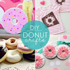 Sweeten Up! 10 DIY Donut Crafts from Babble.com