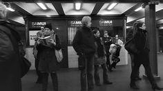 Adam Magyar - Stainless, Alexanderplatz (excerpt). High speed video recording in Berlin at U2 Alexanderplatz station. (2011)  full video: 24...