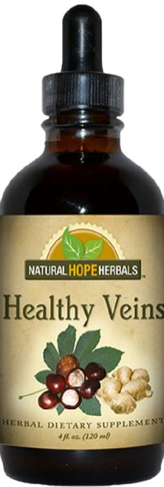 HEALTHY VEINS Natural Liquid Herbal Tincture