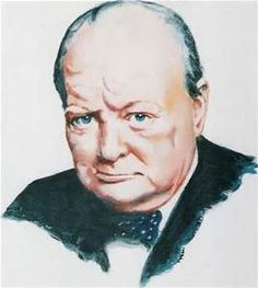 """Tact s the ability to tell someone to go to hell in such a way that they look forward to the trip"" - Winston Churchill quote"