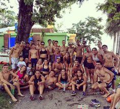Previa. Equipo de #LaPazER Preparados para el #Triathlón Internacional de La Paz.