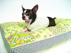Stitch Craft Create: Blog: Free Dog Bed Pattern Project Download