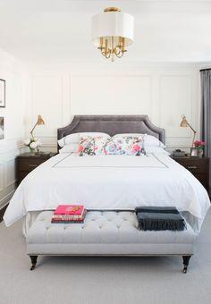 My Parisian Bedroom: One Room Challenge Final Reveal - Fall 2015 - Vanessa…