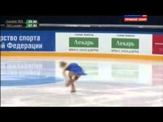 2014-15 Russian Nationals play-by-play/videos/results: Ladies free skate - National figure skating | Examiner.com