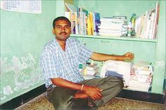 K Nandakumar- The lorry driver's son who topped the civil services exam in Tamil Nadu