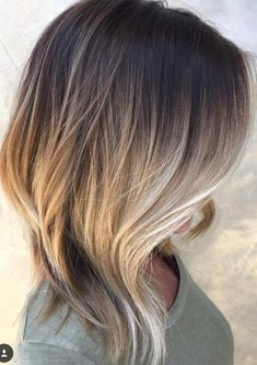 Ombre is one of the best hair coloring techniques that you may easily use to wear with various hair lengths. In this article we are going to show you how you can sport the ombre hair colors with medium and shoulder length haircuts in these days. You can observe that ombre is best style of hair colors to shine your hair