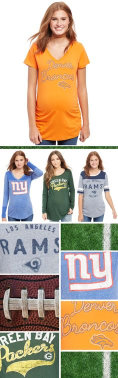 5665a3c47f4df FASHION KICKOFF  INTRODUCING NFL MATERNITY TEES FROM TOUCH BY ALYSSA MILANO