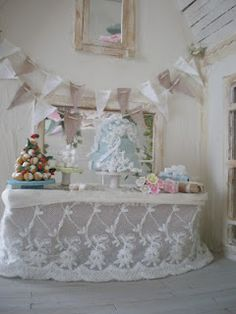 Tiffany Wedding Cottage Custom