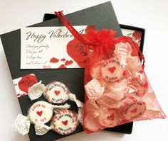 Valentine's Day Gift Box Valentine Messages, Valentine Day Gifts, Gift Boxes, Gift Wrapping, Christmas Ornaments, Holiday Decor, Gift Wrapping Paper, Christmas Ornament, Gift Packaging