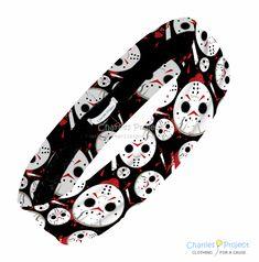 Jason - 2 inch Non-Slip Headband - Charlies Project Headbands for a Cause