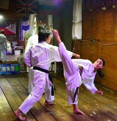 Shotokan Karate -Do.