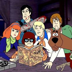 Scooby-Doo / Evil Dead