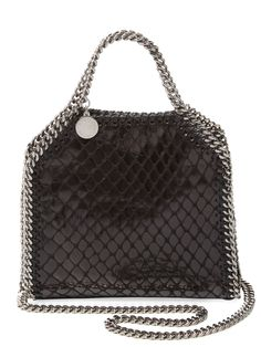 Stella McCartney Falabella Quilted Tiny Tote