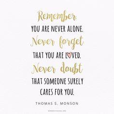 Thomas S. Monson
