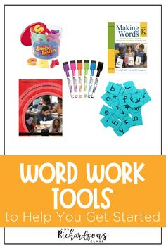 Ready to get your kindergarten, first, and 2nd grade students on track with word work? Find out how to start and implement word work activities in the elementary classroom. This helpful post will walk you through everything you need to know. Check it out today!