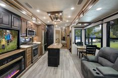 Camper Life, 5th Wheels, Table, Furniture, Home Decor, Decoration Home, Room Decor, Tables, Home Furnishings