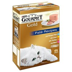 Gourmet Gold Pate Recipes 12 x 85g -- More details can be found by clicking on the image. #CatFood