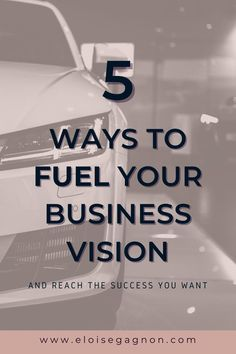 To grow your business you need a clear vision. You need to know how to create a vision, how to fuel it and how to bring it to life. You'll want to start here and get the steps you need. #businessgrowth #strategies #vision #grow Start Up Business, Growing Your Business, Starting A Business, Business Tips, Business Sustainability, Need To Know, Entrepreneur, Create, Life
