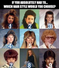 Which style would you choose??