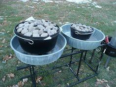 Everyday Dutch Oven: Cooking Tips Fire Cooking, Cast Iron Cooking, Oven Cooking, Cooking Turkey, Outdoor Cooking, Cooking Tips, Cooking Recipes, Cooking Utensils, Outdoor Food