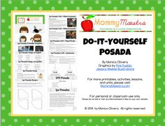 NEW! Do-It-Yourself Posada Kit {GIVEAWAY}