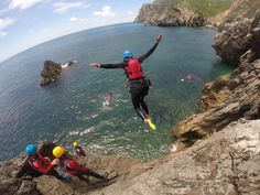 Coasteering in Sesimbra Portugal – our personal experience