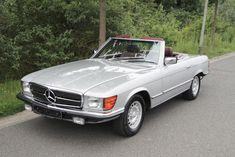 Mercedes Benz - 380 SL cabriolet - 1982