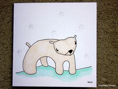 Holyhelles Himmel: Dilla på Isbjørn