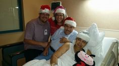 Christmas with mother 2014