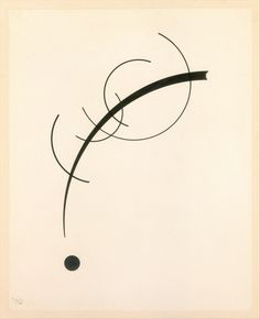 Vasily Kandinsky | Free Curve to the Point - Accompanying Sound of ...
