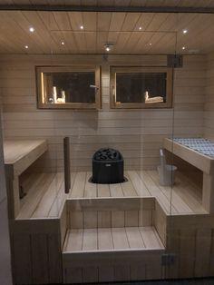 Saunas, Villa, Bathtub, Bathroom, Sauna Ideas, Standing Bath, Washroom, Bathtubs, Bath Tube