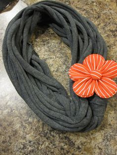 The Graber Gab: 10 minute scarf!!!!